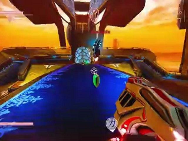 NEXUIZ Launch Trailer