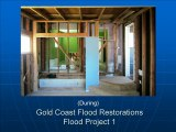 San Diego Water Damage Before and After Gold Coast Flood Restorations