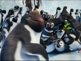 Happy Feet Two - Clip - Think Like Sven