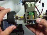 Reseña del Seguidor de linea Zero - One, 1er lugar en el Concurso Nacional de Minirobotica 2010