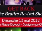 Beattles survival Get Back Concert gratuit Savigny sur Orge 13 mai 2012 à 18h