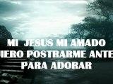 Mi jesus mi amado Jesus Adrian Romero ( karaoke)