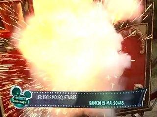 Disney Cinemagic - Les Trois Mousquetaires - Samedi 26 Mai à 20H45