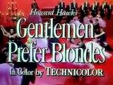 Gentlemen Prefer Blondes - Trailer
