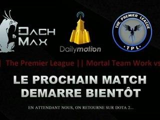 mTw vs Na'Vi - French