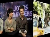 The Jonas Brothers: The 3D Concert Experience - Exclusive Interview With The Jonas Brothers