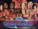 WWE Over the Limit 2012 Match Card: Kofi Kingston & R-Truth vs Dolph Ziggler & Jack Swager