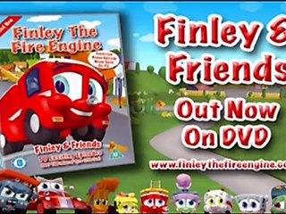Cbeebies finley the fire engine.