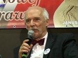 Polska to bogaty kraj: dołożymy 8 miliardów do Euro 2012... - Janusz Korwin-Mikke