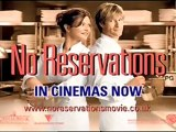 No Reservations - TV spot - Trailer