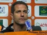 [L2-J37] Laval 0-2 Le Havre, réaction de P. Hinschberger