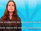 Deutsch lernen kostenlos learn German free A1 - Beschreibende Adjektive - Vokabeln Vocabulary