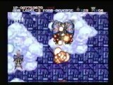 Classic Game Room - MUSHA review Part 4 on Sega Genesis