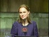 V For Vendetta - Press conference - Natalie Portman