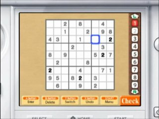 Trailer  de Sudoku by Nikoli