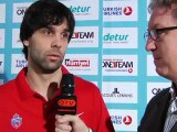 Press Conference Interview: Milos Teodosic, CSKA Moscow