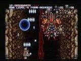 Classic Game Room - MUSHA review Part 3 on Sega Genesis