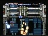 Classic Game Room - MUSHA review Part 2 on Sega Genesis
