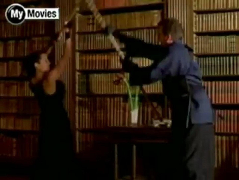 Lara Croft Tomb Raider The Cradle Of Life Clip Stick Fighting