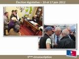 Alain Cousin - Clip de Campagne 2012 - Législatives Manche 3e