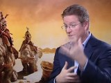 John Carter - Exclusive Interview With Andrew Stanton And Willem Dafoe