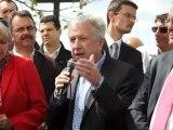 Législatives 2012 - Meurthe-et-Moselle - 6ème circonscription - 12 mai 2012 - Intervention de Jean-Pierre Masseret