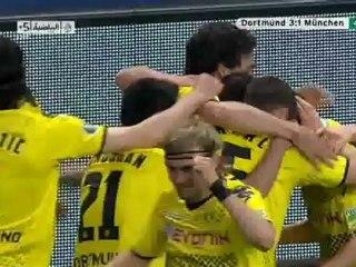 Borussia Dortmund – Bayern Munchen 5 – 2