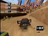 Cars Mater-National - Game footage - Racing action