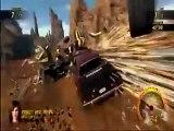 FlatOut Ultimate Carnage - Flatout Ultimate Carnage -  Gameplay Footage