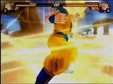 Dragon Ball Z: Budokai Tenkaichi 3 - Game footage - Dragon Ball Z: Budokai Tenkaichi 3