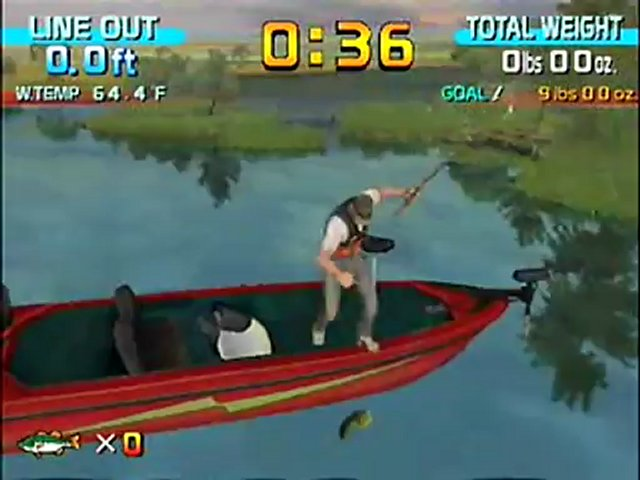 SEGA Bass Fishing – Trailer 1