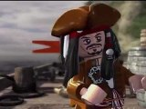 LEGO Pirates Of The Caribbean: The Videogame - Reveal Trailer