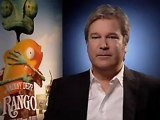 Rango - Exclusive Interview With Gore Verbinski and Abigail Breslin