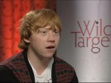 Wild Target - Exclusive Interview With Bill Nighy, Martin Freeman And Rupert Grint