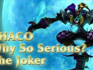 LoL - Shaco et le Joker
