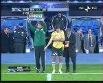 Alessandro Del Piero standing ovation at Santiago Bernabeu [Real Madird - juventus 0 - 2, Champions League 2008-2009] ]