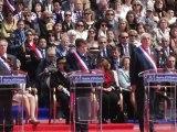 Fêtes Jeanne d'Arc 2012 - Discours de Serge GROUARD