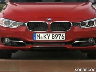 BMW Serie 3 2012 - (Trailer)