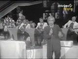 """--Marcel Amont (1973-n&b)- """"""""Dans La Vie Faut Pas S'en Faire"""""""" hommage à Maurice Chevalier"""""""""""