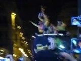 Juventus champion d'Italie! L'arrivée des champions! Turin, 13/05/2012  Part I