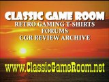 Classic Game Room - FROGGER for Colecovision review