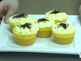 Cuisine : Recette de cupcakes tournesols