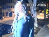 """Munky"" from Korn chats with paparazzi! - Hollywood.TV"