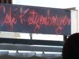 Cafe Katzenberger mit Daniela Katzenberger kleines nettes Cafe Schlager Reise 2012 Mallorca