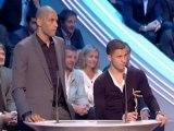 Eden Hazard, élu meilleur joueur de Ligue 1