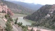 Çorum Kargı Saraycık köyü baraj