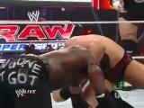 Brodus Clay, R-Truth and Kofi Kingston vs Dolph Ziggler, Jack Swagger and The Miz WWE Raw 5/14/12