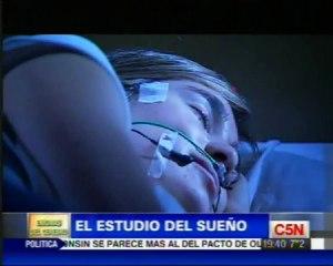 Laboratorio del sueño: PSG