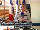 """Le Pen sur la nomination Ayrault : """"première rupture du contrat de confiance"""""""