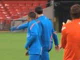 """Van der Sar: """"Van Persie hat nicht gut gespielt"""""""
